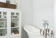 Bathroom Designs We Love / by Tukasa Creations - Carpet, Tile and Hardwood Floors