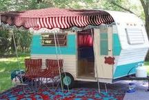 Vintage camper / by Emily Steward