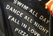 Synchro / Synchronized Swimming / by Tracy Jackson