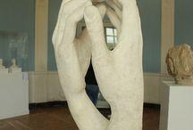 Sculptors: Auguste Rodin / by Art by Wietzie