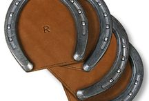 If The Shoe Fits.....Horse Shoes Repurposed / by Tonda Thomas