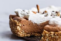 Delightful desserts / by tarinee k