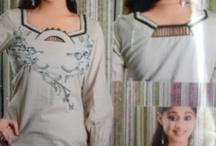 Desi fashion: Salwars / by ohmygoshsomeoneactually
