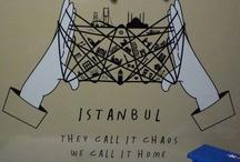 ISTANBUL / by selen ozturk