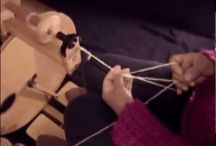 Spinning / spinning yarns on wheels and drop spindles / by Forest Woman