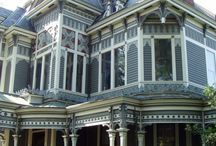 Victorian Homes / by Mary Refice
