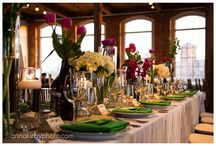 Wedding Centerpieces / by Heatherette Tucker