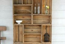 DIY furniture  / by Karina Ybarra