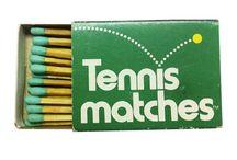Tennis! / by Allison Barnard