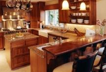 Kitchens / by Angela Koch