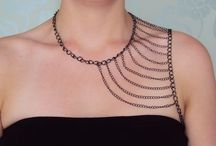 Jewelry-Necklace / by Vicki Wilson