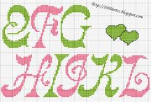 inappropriately cross stitching  since 2014 / by Nerdy Apple