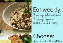 Mediterranean diet / by April Athey