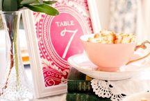 Tea party / by Darlene - Make Fabulous Cakes