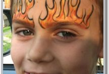 Face Painting / by Shelley Warshaw
