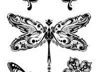 Tattoos I like / by Alison Bloski