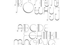 Typography / by Stef Lu Beck