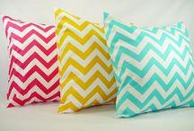 pillows / by Connie Johnson