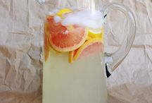Healthy Refreshing Drinks / by Robyn McDonald (Fishman)