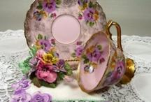 Grandmother's Tea... / by Sharon Barrackman