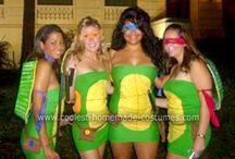 costume ideas / by Rachel Evanow