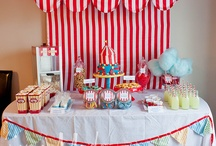 party ideas / Always having parties or showers and these are grand idea to try!! / by Shawna Durham Hanks