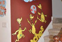 Dr. Seuss / by Debbie Pittman