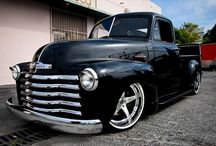 Hot Rods and Big Rigs / by Dominic Hernandez