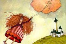 illustrations / by Elsa Kettinger