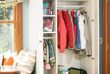 Entry/mudroom / by Abbey Dupuy