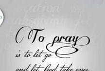 Prayer / by Vic M.