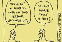 Cynical Sense of Humor / by Julia Draxten