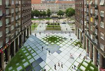 Urban Spaces / by Flo Bemaor