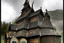 Norway - Stave Churches / by kelly dimick