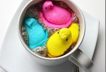 Peeps / by Allison Griffin