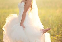 Bridal portraits / by Baylee Haselden
