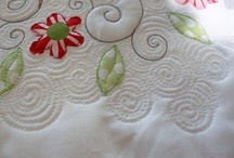 Quilting...Free Motion/Hand / by Paulette Doyle
