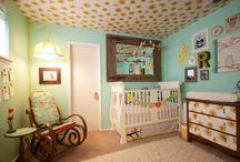 Nursery Ideas / by Courtney Widzinski