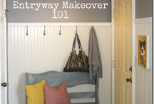 Entryway / by Leslie Bencivenga