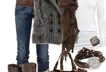 fall fashions / by Dawnmarie Heaton