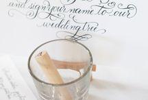 {Wedding} Signs / by B Walker