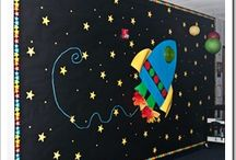 Space / ideas for my Reception (age 4 - 5) class / by Louise Vaan