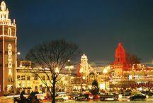 Home Sweet Home - Kansas City / by Patti Baker