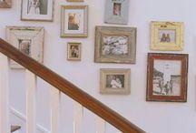 wall framing / by Yolanda Yamamoto