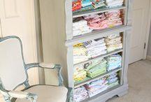 Reorganizar cuarto de costuras y manualidades / by Patricia Barinotto