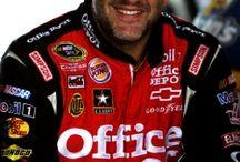 T is for Tony! / NASCAR driver Tony Stewart / by Tabie Kelley