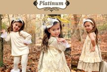 Little princess boutique clothing  / by Amber Bunch