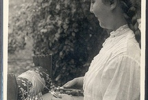 Handmade Lacemaking / different styles of lacemaking , bobbin lace / by Katherine Broadhead