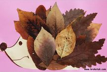 Crafts - Flowers, Leaves & Pine Cones & Twigs / by Lucille Hall