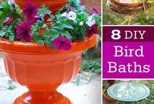 Bird Baths / by Heartland Farm
